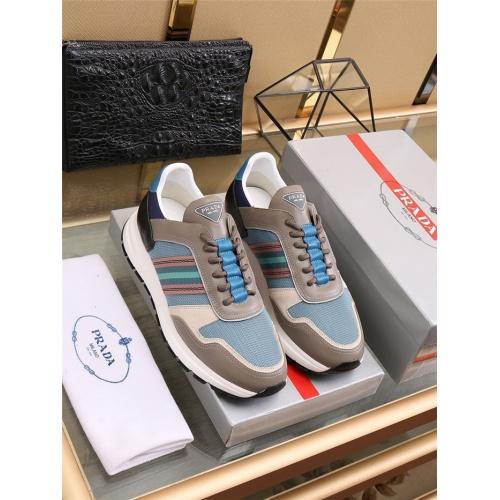 Prada Casual Shoes For Men #844341