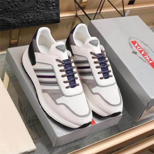 Prada Casual Shoes For Men #844342