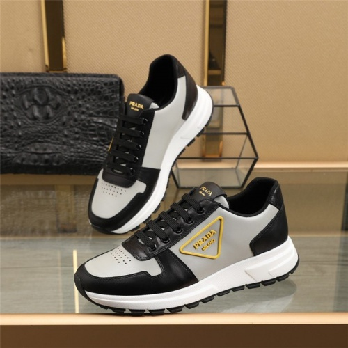 Prada Casual Shoes For Men #844345