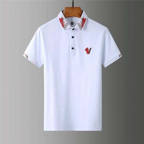 Versace T-Shirts Short Sleeved For Men #844352