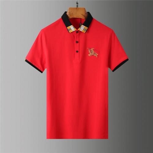 Burberry T-Shirts Short Sleeved For Men #844358