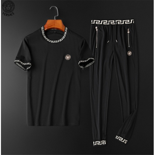 Versace Tracksuits Short Sleeved For Men #844391