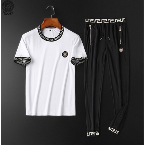 Versace Tracksuits Short Sleeved For Men #844392