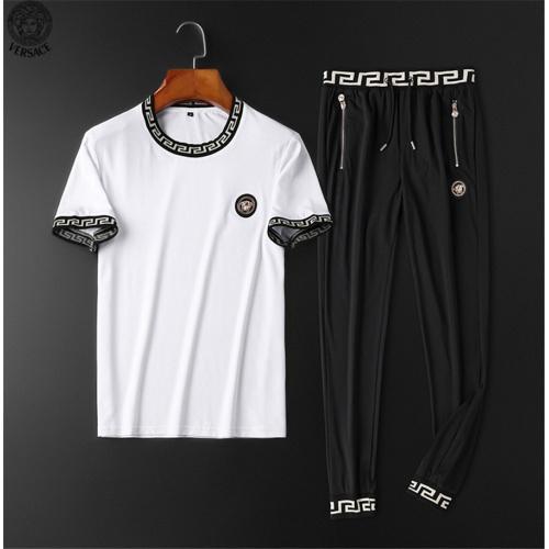 Versace Tracksuits Short Sleeved For Men #844392