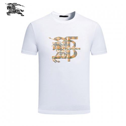 Burberry T-Shirts Short Sleeved For Men #844436