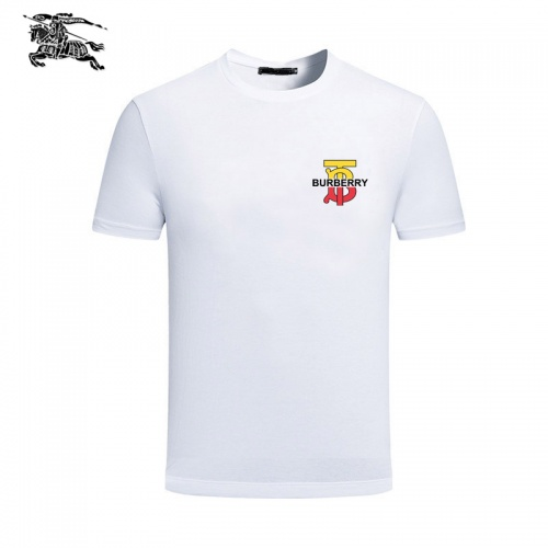 Burberry T-Shirts Short Sleeved For Men #844437