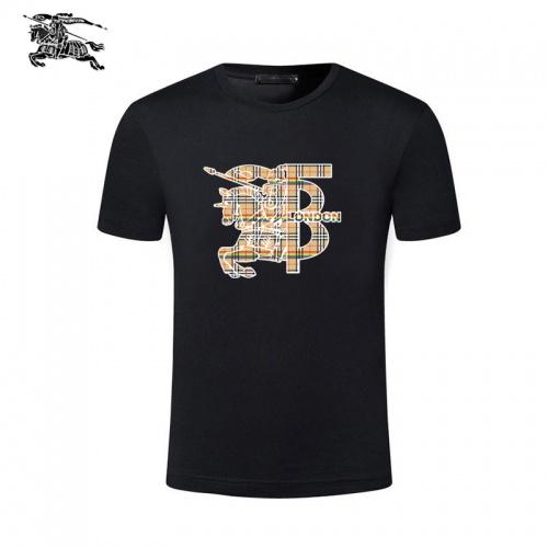 Burberry T-Shirts Short Sleeved For Men #844441