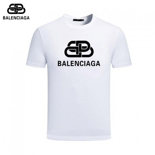 Balenciaga T-Shirts Short Sleeved For Men #844442
