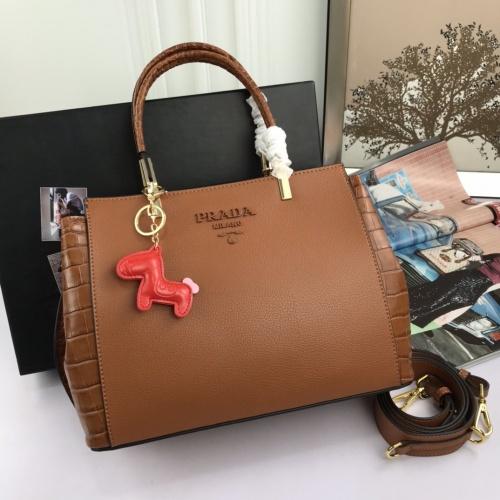 Prada AAA Quality Handbags For Women #844445