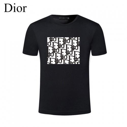 Christian Dior T-Shirts Short Sleeved For Men #844454
