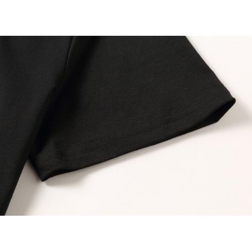 Replica Hermes T-Shirts Short Sleeved For Men #844471 $25.00 USD for Wholesale