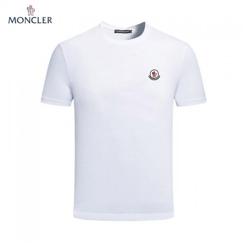 Moncler T-Shirts Short Sleeved For Men #844487