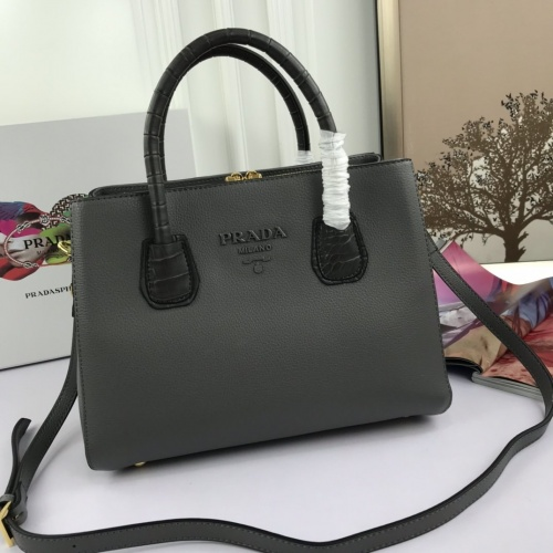 Prada AAA Quality Handbags For Women #844488