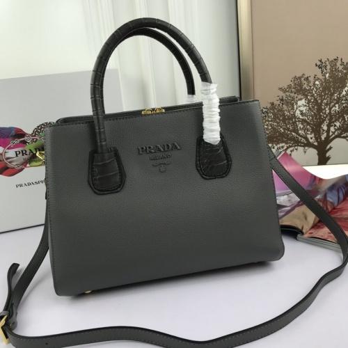 Prada AAA Quality Handbags For Women #844488 $105.00 USD, Wholesale Replica Prada AAA Quality Handbags