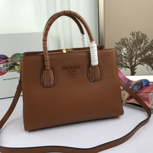Prada AAA Quality Handbags For Women #844493
