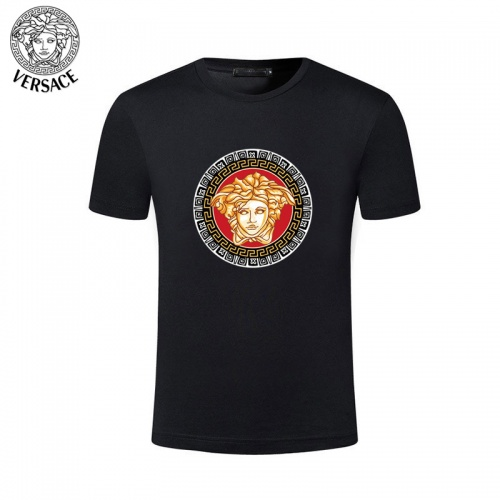 Versace T-Shirts Short Sleeved For Men #844498