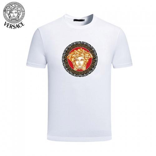 Versace T-Shirts Short Sleeved For Men #844499