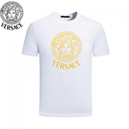 Versace T-Shirts Short Sleeved For Men #844500