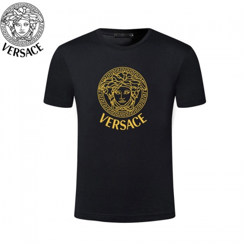 Versace T-Shirts Short Sleeved For Men #844501