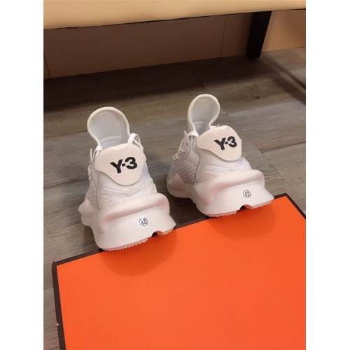 Replica Y-3 Casual Shoes For Men #844512 $85.00 USD for Wholesale