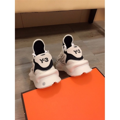 Replica Y-3 Casual Shoes For Men #844515 $85.00 USD for Wholesale