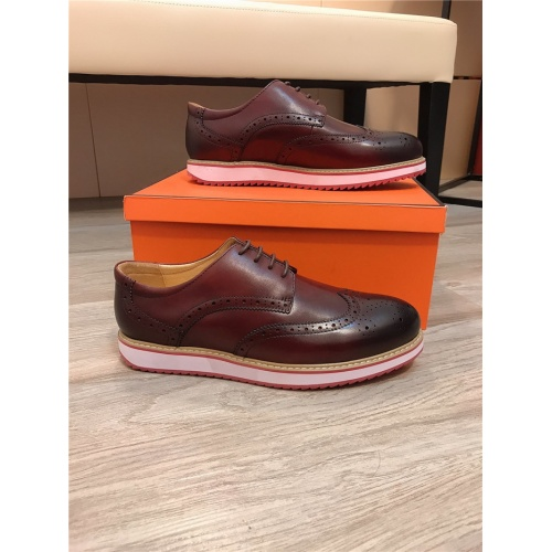 Prada Leather Shoes For Men #844525