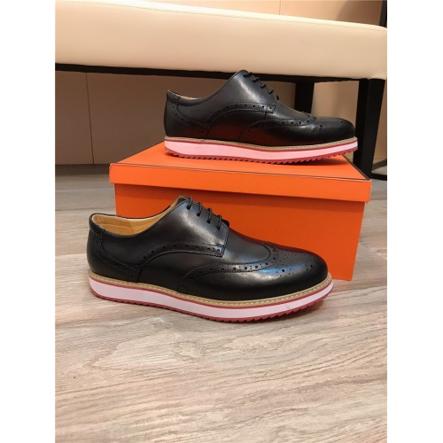 Prada Leather Shoes For Men #844526