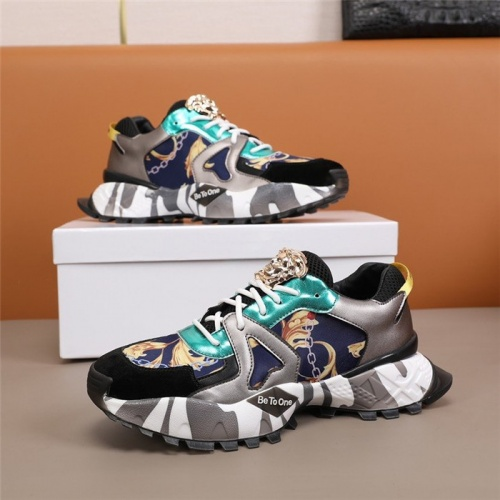 Versace Casual Shoes For Men #844854