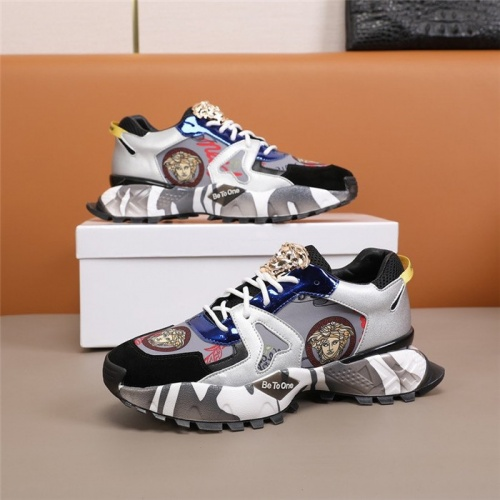 Versace Casual Shoes For Men #844856