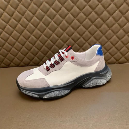 Replica Y-3 Casual Shoes For Men #844896 $85.00 USD for Wholesale