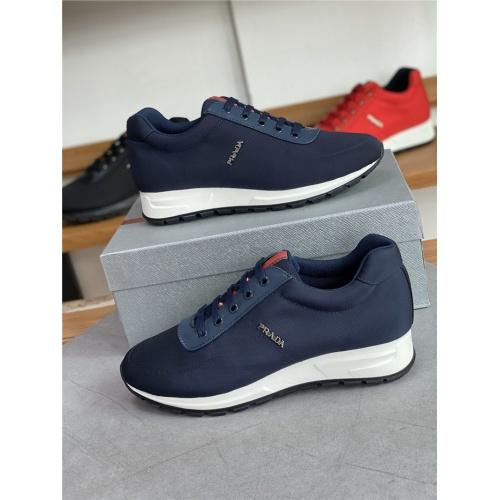 Prada Casual Shoes For Men #844912