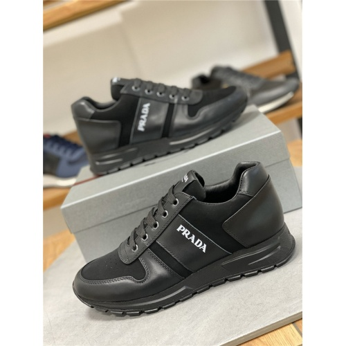 Prada Casual Shoes For Men #844914