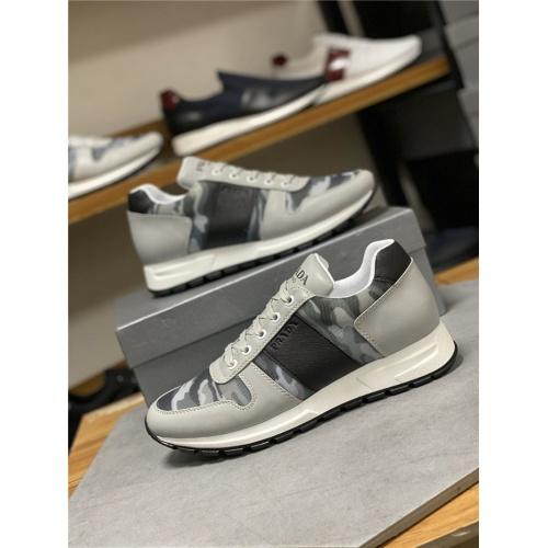 Prada Casual Shoes For Men #844915