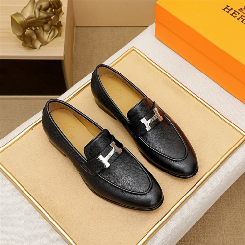 Hermes Leather Shoes For Men #844925