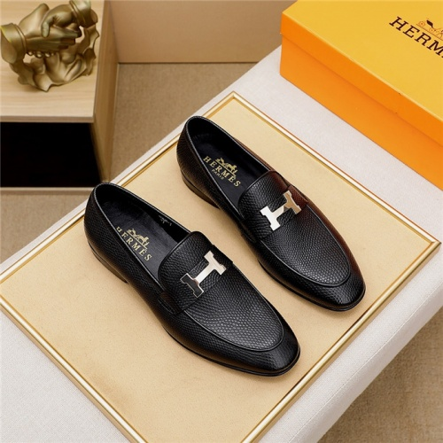Hermes Leather Shoes For Men #844926