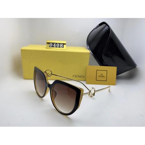 Fendi Sunglasses #845114