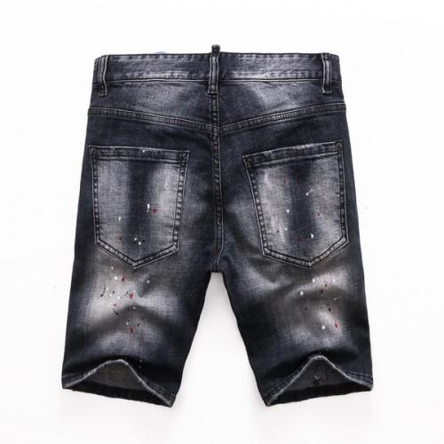 Replica Dsquared Jeans For Men #845162 $60.00 USD for Wholesale