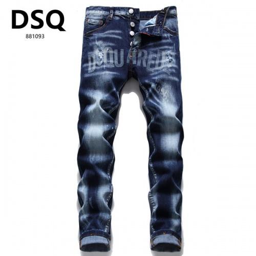 Dsquared Jeans For Men #845166 $56.00 USD, Wholesale Replica Dsquared Jeans