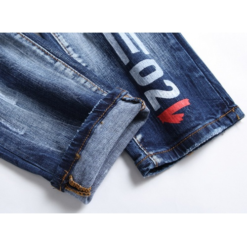 Replica Dsquared Jeans For Men #845167 $56.00 USD for Wholesale