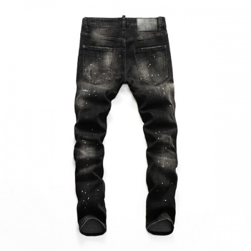 Replica Dsquared Jeans For Men #845179 $60.00 USD for Wholesale
