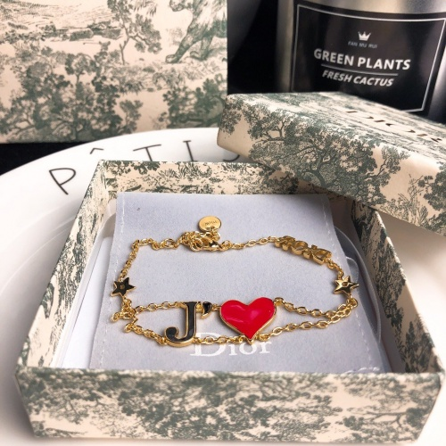 Christian Dior Bracelets #845206 $25.00 USD, Wholesale Replica Christian Dior Bracelets