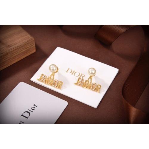 Christian Dior Earrings #845212