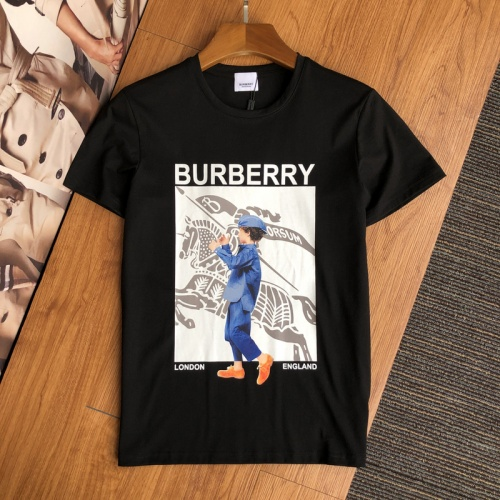 Burberry T-Shirts Short Sleeved For Men #845232