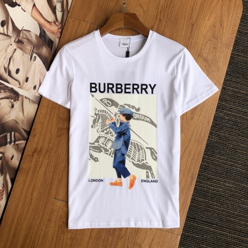 Burberry T-Shirts Short Sleeved For Men #845233