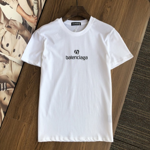 Balenciaga T-Shirts Short Sleeved For Men #845237