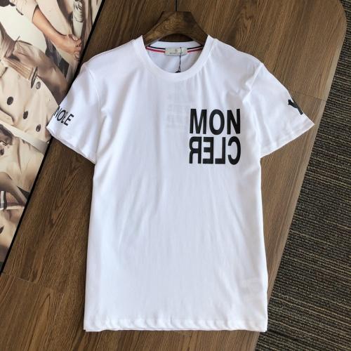 Moncler T-Shirts Short Sleeved For Men #845270