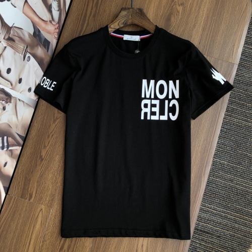 Moncler T-Shirts Short Sleeved For Men #845271