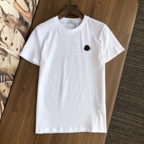 Moncler T-Shirts Short Sleeved For Men #845290