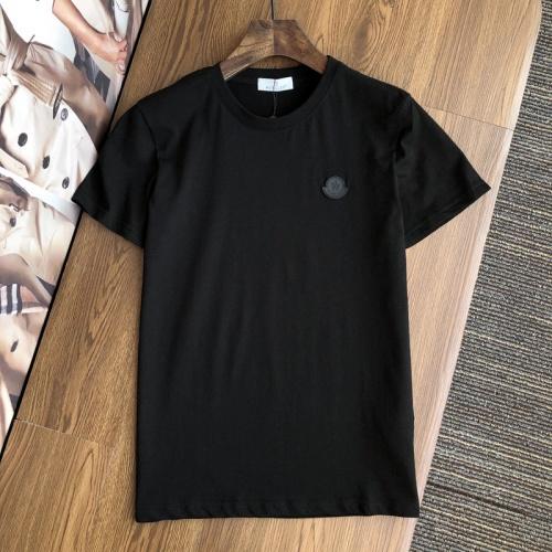Moncler T-Shirts Short Sleeved For Men #845291