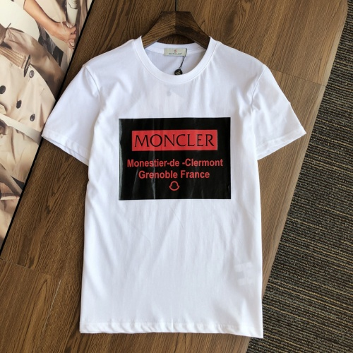 Moncler T-Shirts Short Sleeved For Men #845294